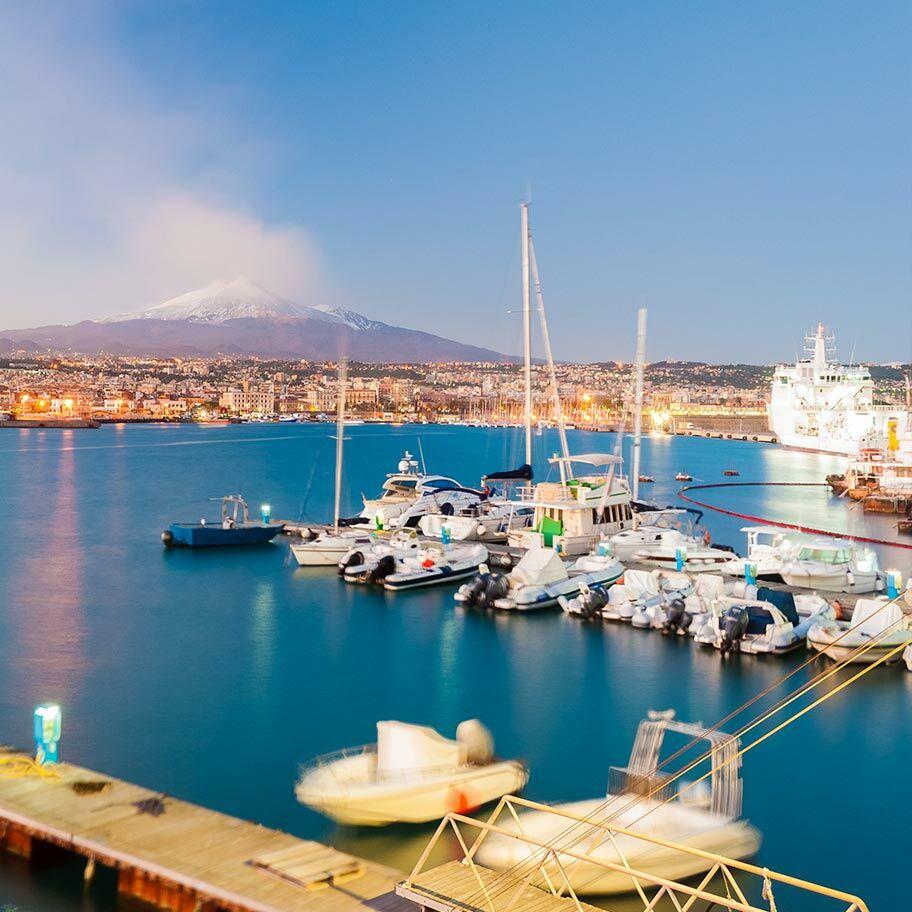 Flüge: Catania, Italien [Juni] Wizz Air ab Memmingen / Hin- & Rückflug inkl. kleinem Handgepäck