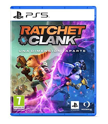 Ratchet & Clank: Rift Apart PS5 (Vorbestellung) (63,92 möglich)