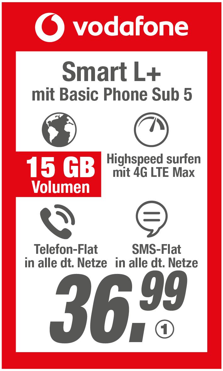 Galaxy S21 128GB + Google Nest Hub mit Vodafone Smart L+, 15GB, 36,99€ pM + ZZ 1€