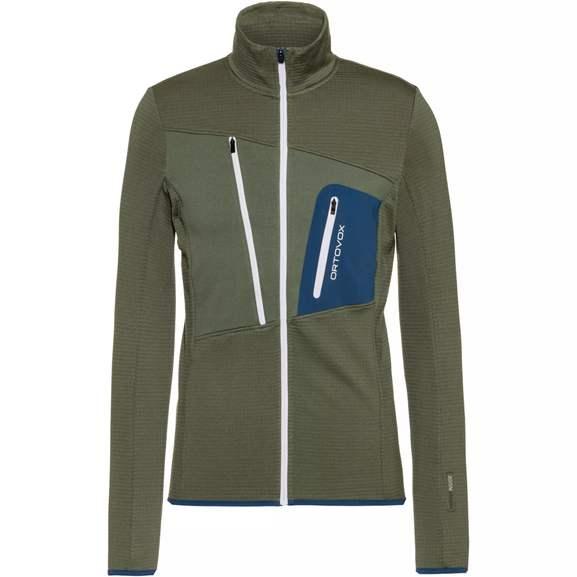 (SportScheck) 20% Rabatt auf reduzierte Textilien z.B. Ortovox Merino Fleece Grid Jacket