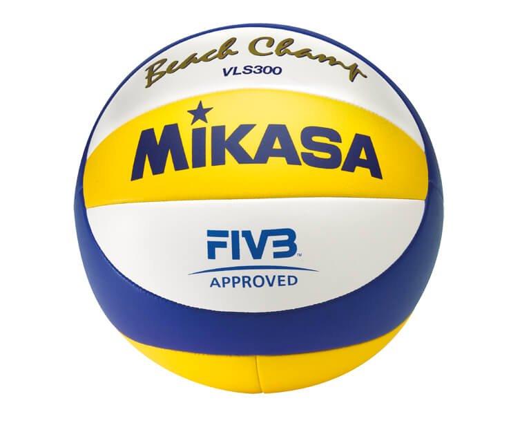 Mikasa Beachvolleyball VLS300 (offizieller Spielball)