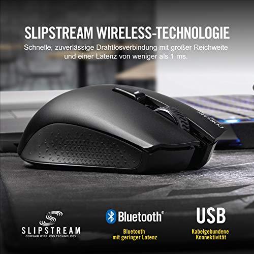 CORSAIR HARPOON RGB WIRELESS schwarz Gaming-Maus (RGB-LED-Hintergrundbeleuchtung / 10.000 dpi / optisch)