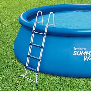 Summer Waves Pool Sicherheitsleiter 132 cm