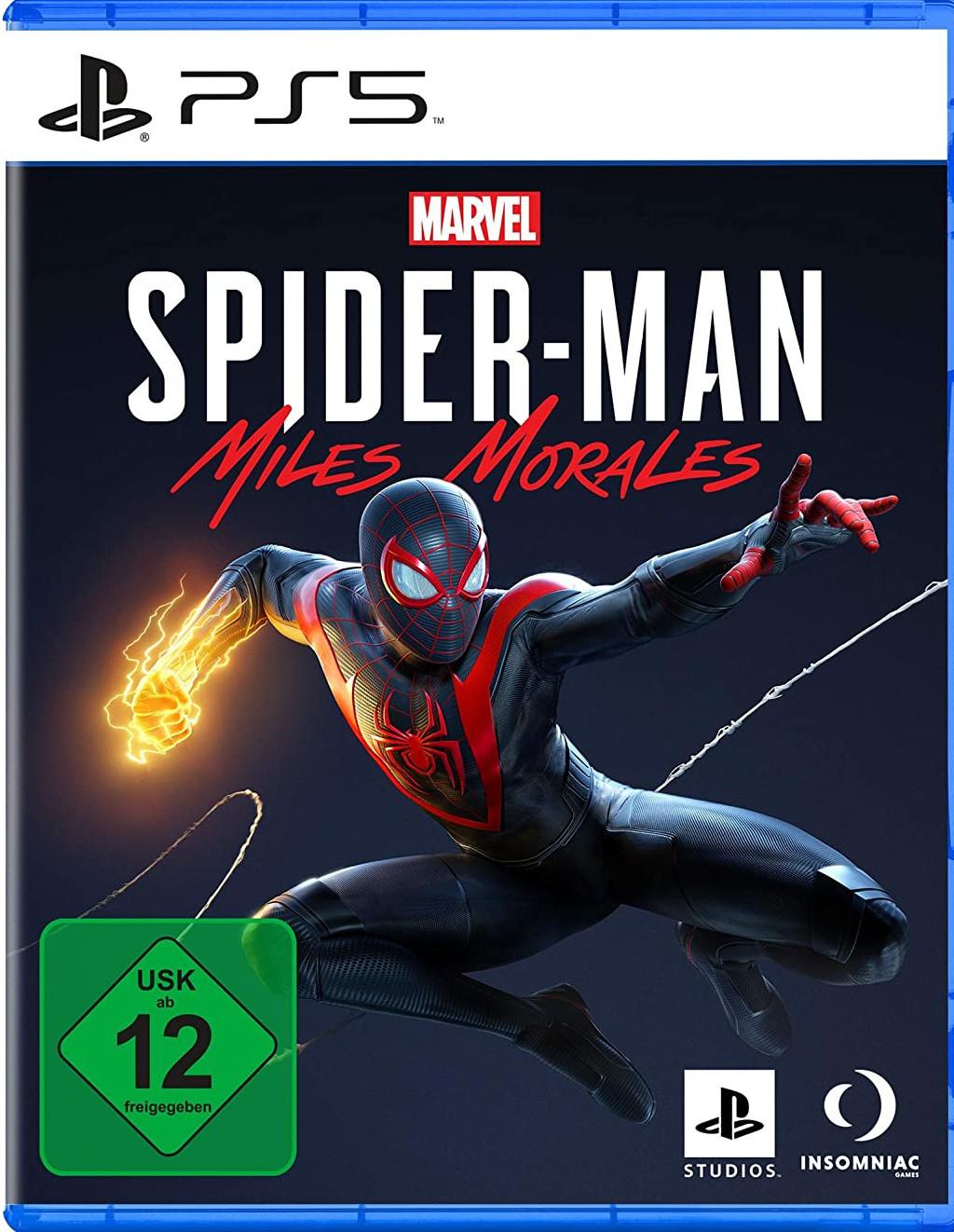 Spider-Man: Miles Morales für Playstation 5 [Cyberport Filialen]