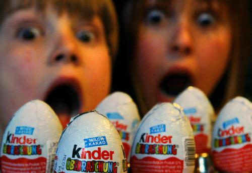 Kinder Überraschung ü-Ei bei Netto für 44 Cent ab Montag