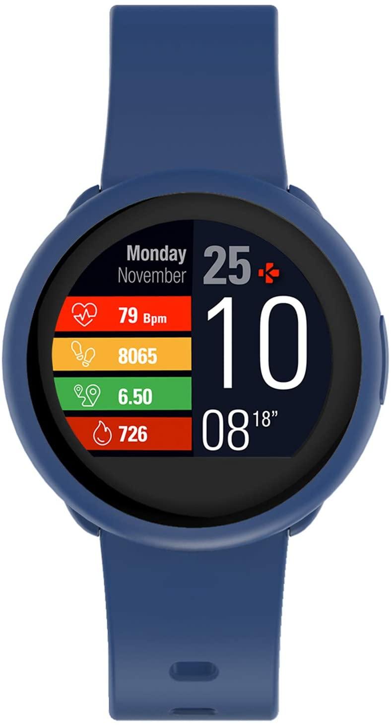 MyKronoz ZeRound3 Lite Smartwatch mit Sprachsteuerung & Pulsmesser für 21,55€ inkl. Versand (Kaufland)