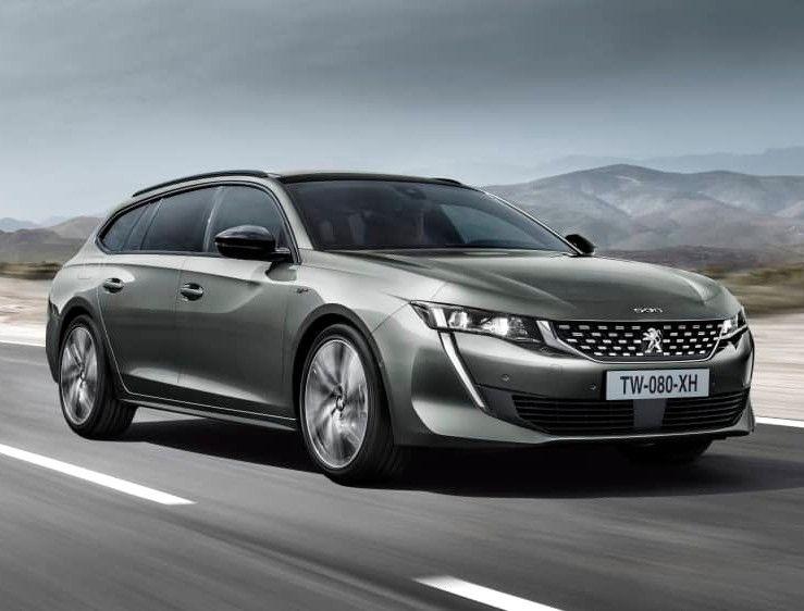 Privatleasing: Peugeot 508 SW (Bafa) 224PS (konfigurierbar) für 163€ (eff 190€) monatlich - LF:0,35