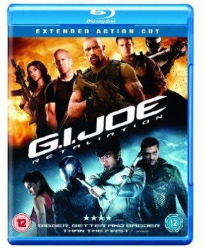 G.I. Joe Retaliation Extended Action Cut [Blu-ray] mit deutschem Ton (Prime)