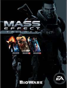 Mass Effect Trilogy [PC] 29,99€
