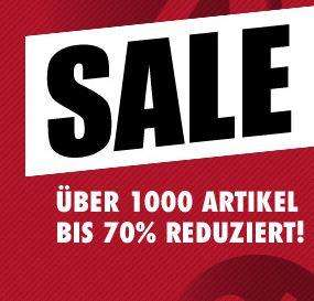 Bis 70% Sale Aktion bei 11teamsports