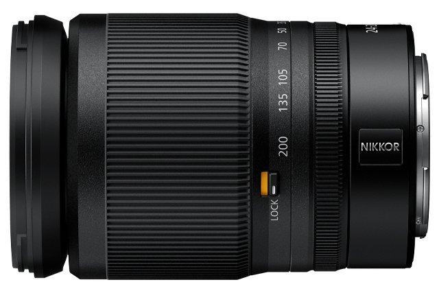Nikon Z 24-200mm 4.0-6.3 VR für Z Bajonett