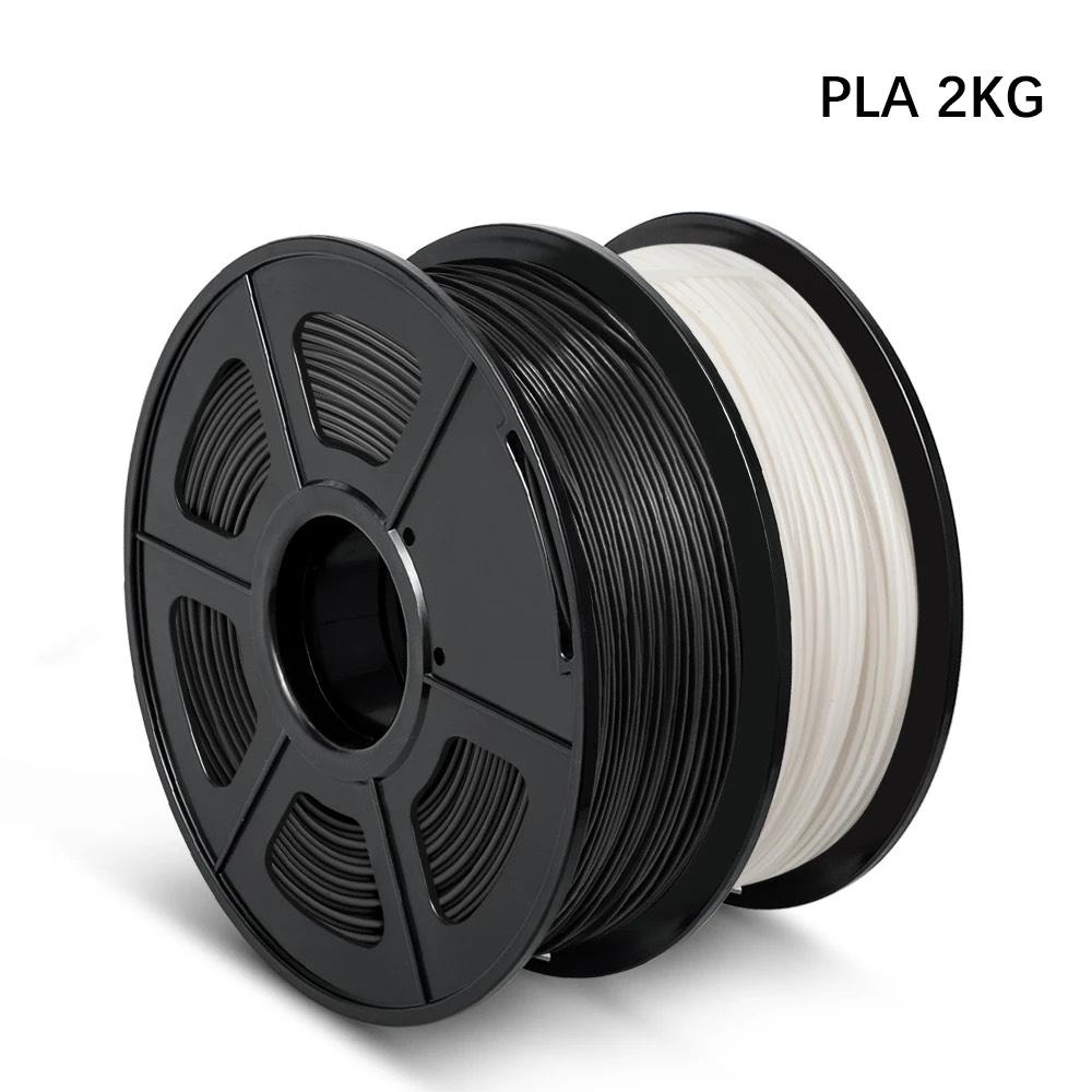 Sunlu 3D Druck 30% auf Filament PLA Doppelpack