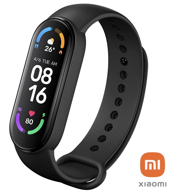 Xiaomi Mi Band 6 Fitness- & Aktivitätstracker für 39,90€ inkl. Versandkosten