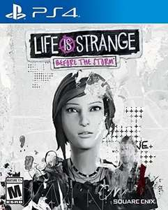 [PSN] Life is Strange: Before the Storm Deluxe Edition PS4