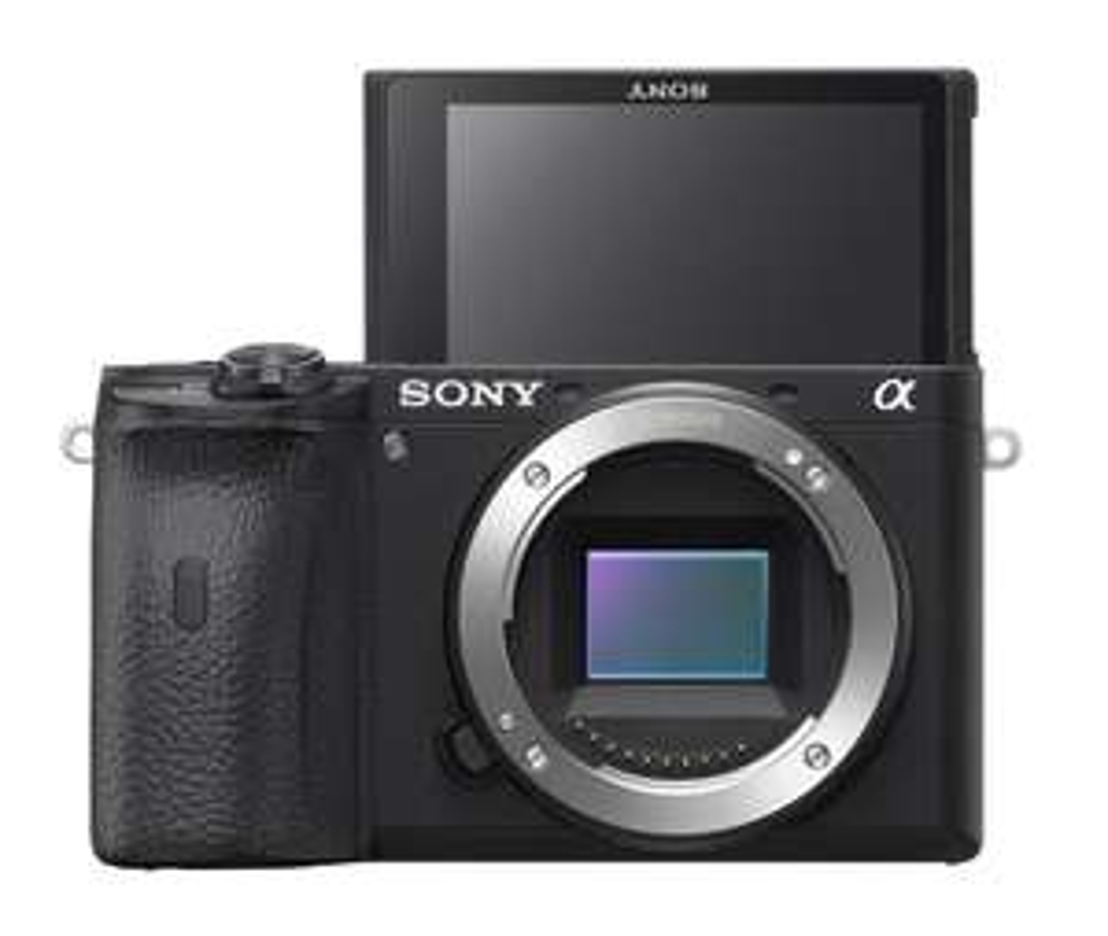 Sony Alpha 6600 Body per Corporate Benefits + 150€ Sony Cashback für nur 1089€