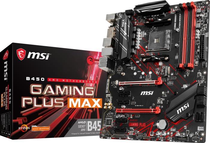 MSI B450 Gaming Plus Max (7B86-016R)