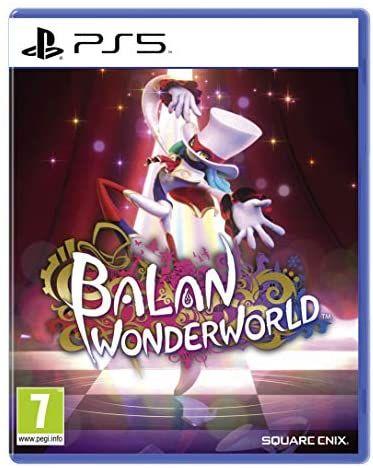 Balan Wonderworld(PS5 & Xbox one & PS4) [amazon.co.uk]