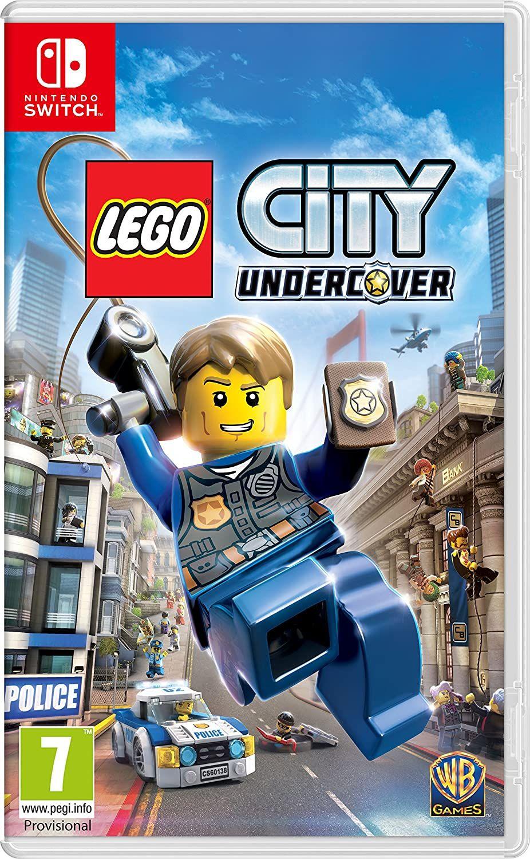 LEGO City: Undercover(Switch) [Amazon.es]