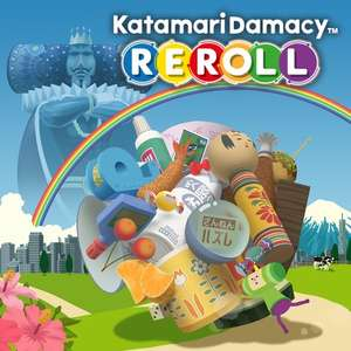 Katamari Damacy REROLL (Nintendo Switch) 4.99€ @ Nintendo eShop