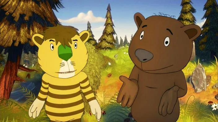 [kika.de] Animationsfilm Janosch: Komm, wir finden einen Schatz! (2012) als Stream/Download