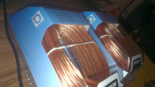 Lautsprecherkabel 2x2,5mm² OFC! 10m (Mit Gutschein = 20m für 9,85€ / 30m für 14,80 Inkl. Versand)