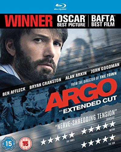 Argo [Blu-ray] mit deutschem Ton (Prime)