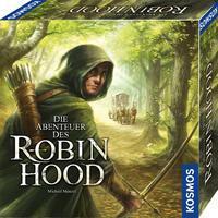 [Thalia] Die Abenteuer des Robin Hood, Brettspiel von Kosmos