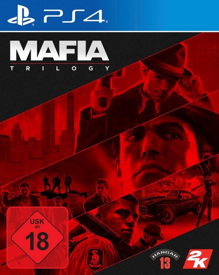 Mafia Trilogy (PS4/Xbox One) für 24,99€ (Otto/Lieferflat)