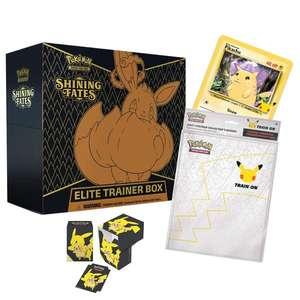 Pokemon Shining Fates Elite Trainer Box Bundle