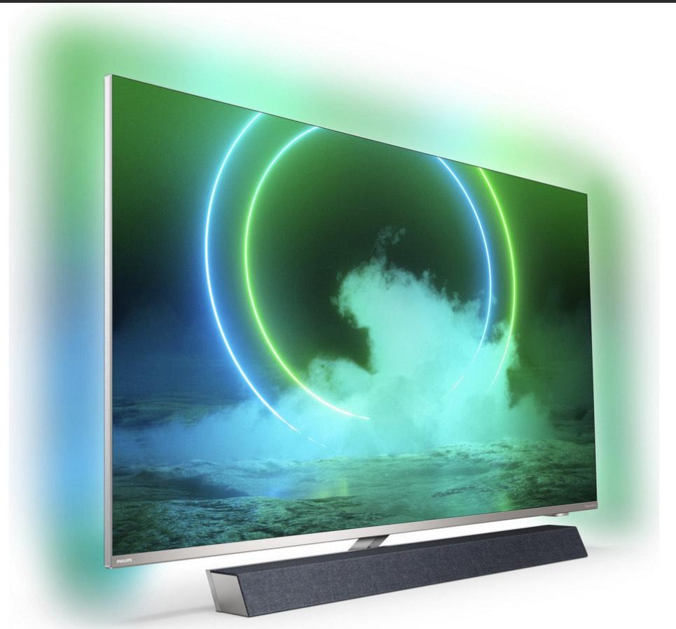 Philips LED TV 65PUS9435 mit B&W Sound & 3fach Ambilight (Modellreihe 2020/2021)