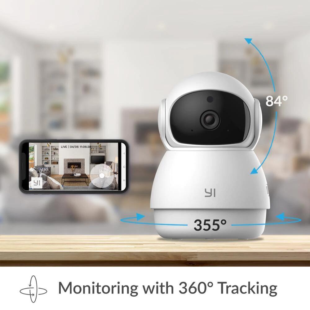 Überwachungskameras von YI: z.B. Dome Guard Camera 1080p - 17,25€ | Home Camera 1080p - 14,58€ | Dome U Pro Camera 2K - 31,07€