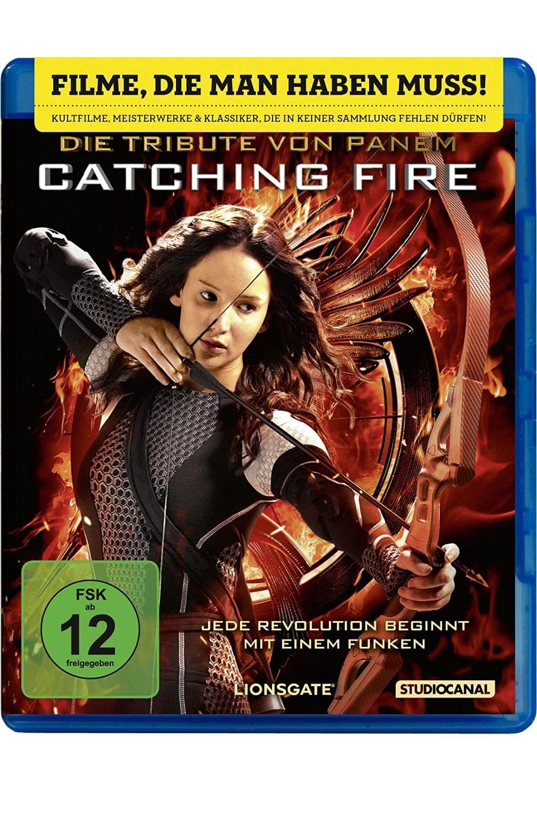 [Prime] Die Tribute von Panem - Catching Fire (Blu-ray)