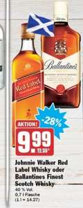 Johnny Walker Red Label bei HIT