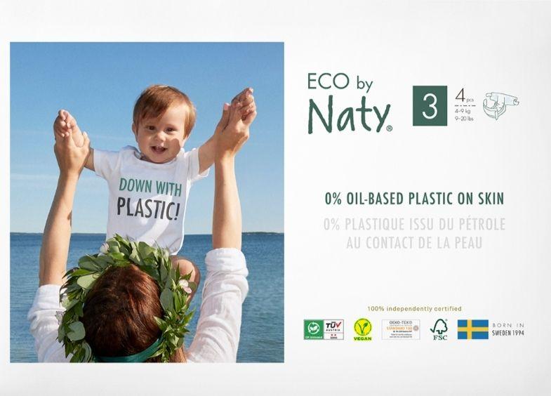 Testpaket Eco by Naty für 0,10€ und kostenlosen Versand