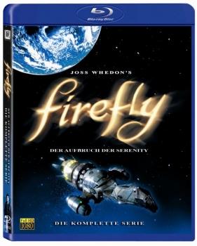 [alphamovies] Firefly - Der Aufbruch der Serenity - Die komplette Serie | Blu-ray | 9*@IMDB