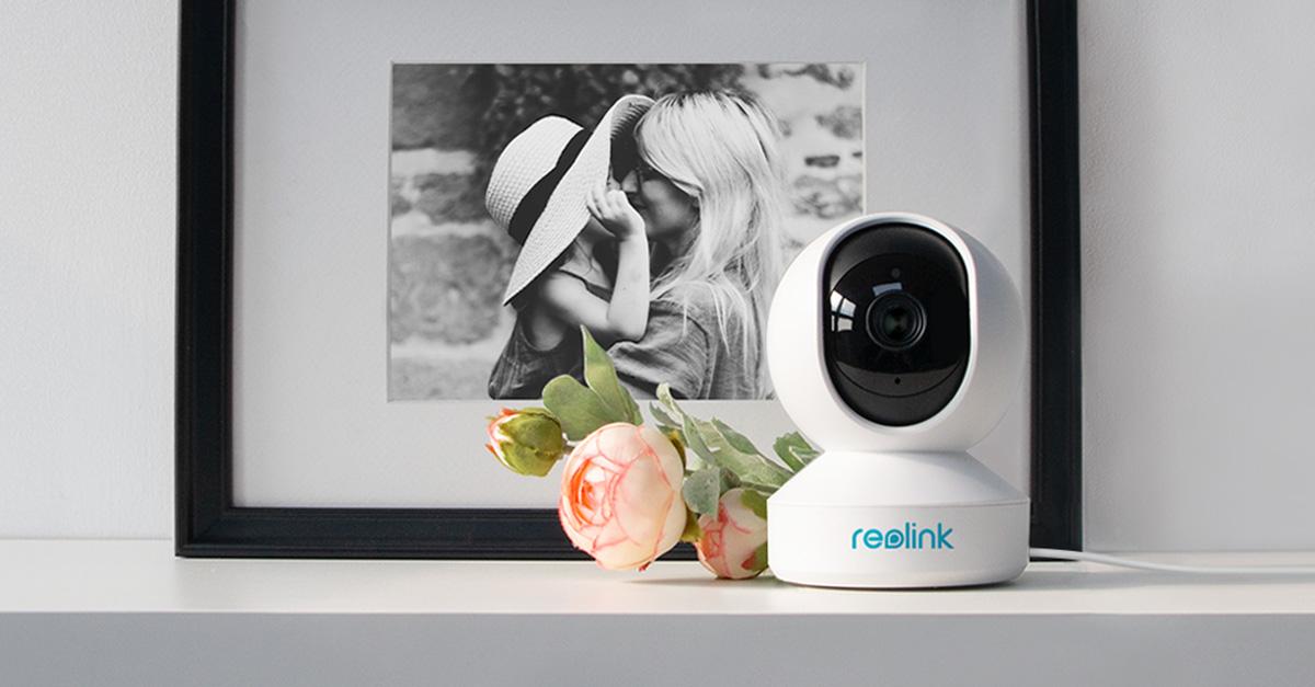Reolink E1 Pro 4MP Überwachungskamera (WLAN, schwenkbar, 2,4Ghz und 5Ghz WiFi, 2-Wege-Audio, Home und Baby Monitor mit Bewegungserkennung)