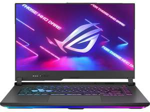 ASUS ROG Strix G15 Notebook 15,6 Zoll, Ryzen 9 5900HX CPU 16 GB RAM GeForce RTX 3060