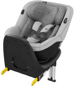 Babywalz oder Amazon | MAXI-COSI Mica i-Size Kindersitz authentic grey