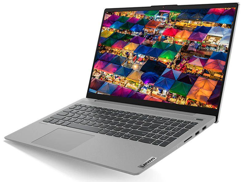 "Lenovo IdeaPad 5 (15.6"", FHD, IPS, 300cd/m², Ryzen 5 4500U, 8/512GB, HDMI 1.4, USB-C DP/PD, 2x USB-A, 57Wh, DOS, 1.66kg)"