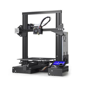 Creality 3D Drucker, Ender 3 (auch Ender 3 pro, evtl weitere)
