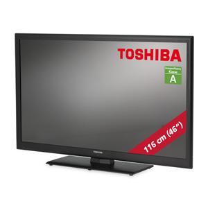 46 Zoll LED HDTV - TOSHIBA LED-TV 46BL712G