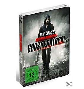 [BLU-RAY] Mission Impossible Phantom Protokoll Steelbook @ MediaMarkt.de ab 12,90 EUR