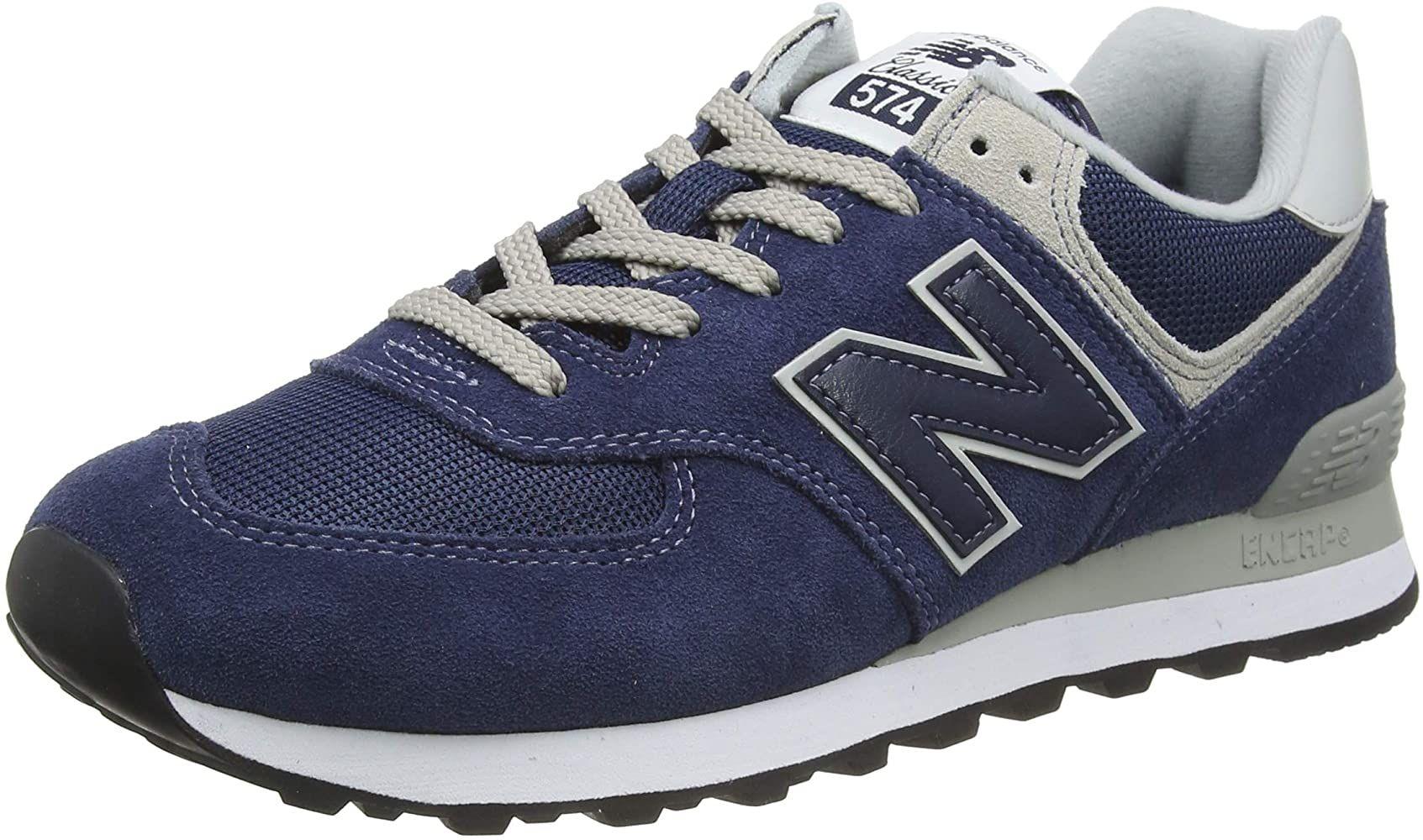 Amazon New Balance Store New Balance Herren 574 Core Sneaker (Prime)