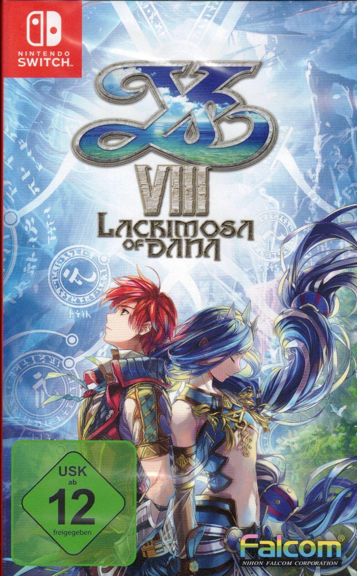 Gamedealer Nintendo Switch Ys VIII: Lacrimosa of DANA