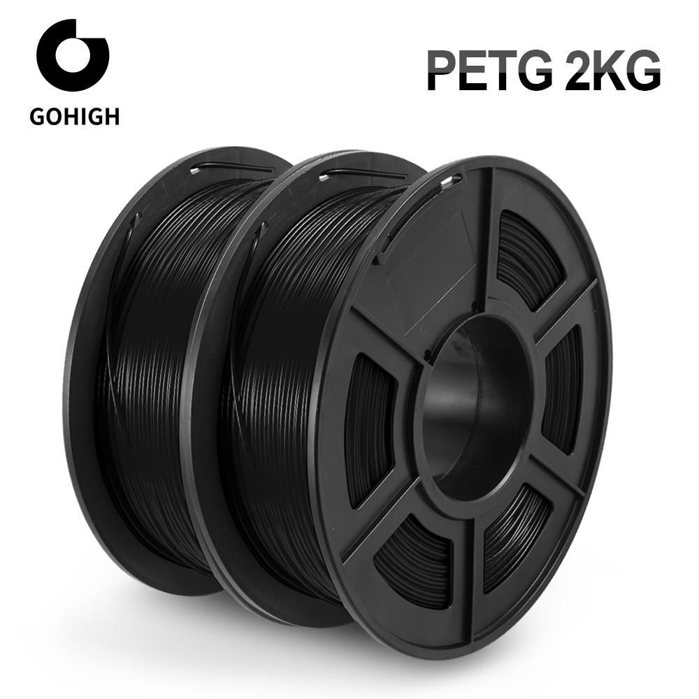 2 x 1kg Sunlu PETG 1,75mm Filament für 3D-Drucker - 12,35€/Rolle