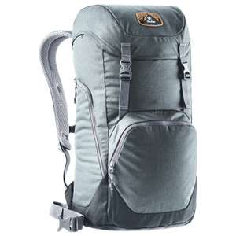 [Bergfreunde] Deuter Walker 24 Rucksack Daypack Graphite / Black