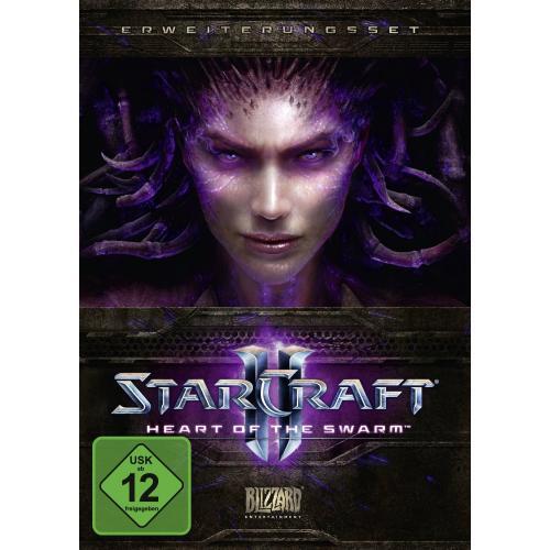 StarCraft II: Heart of the Swarm (Add-On) bei expert - Fachmarkt ab 12.03.