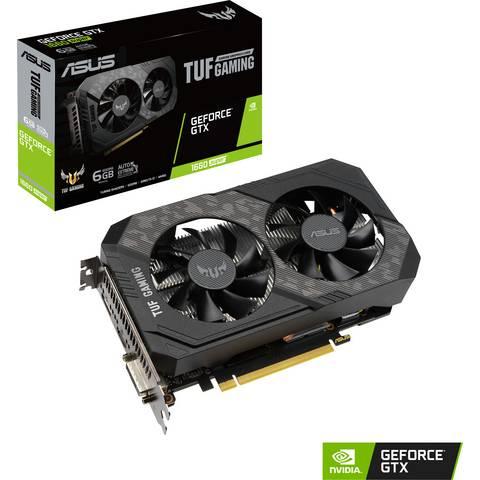 [2 Wochen Lieferzeit] Nvidia GeForce GTX 1660 Super ASUS TUF-6G-GAMING