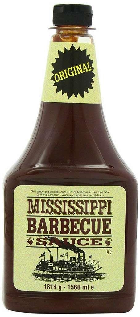 Netto Mississippi Barbecue Sauce XXL 1560 ml