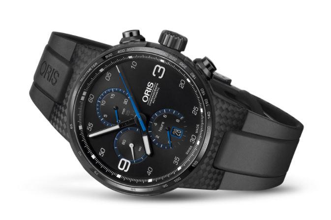 Oris Williams Chronograph Carbon Fibre Extreme Automatikuhr